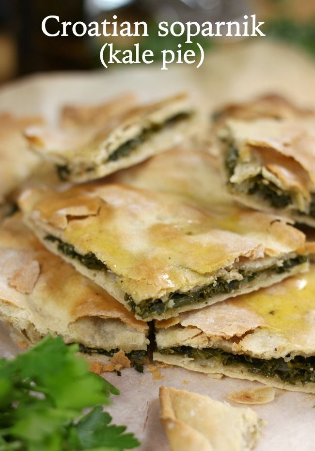 Croatian soparnik a rustic kale pie made with the easiest croatian soparnik a rustic kale pie made with the easiest homemade dough ever forumfinder Images
