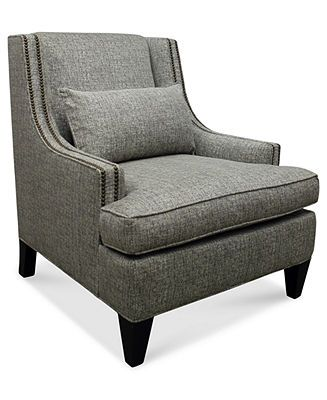 Cameron Fabric Accent Chair 32w X 38d X 37h Chairs Furniture