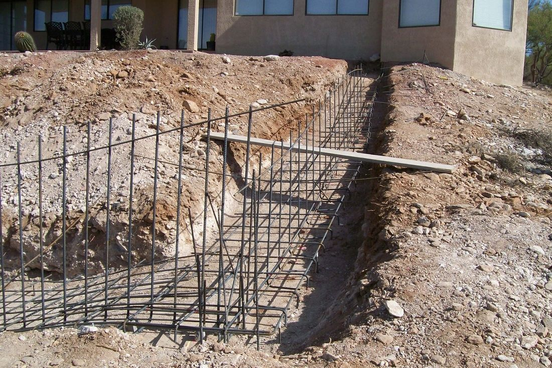Retaining Wall Steel Reinforcement Design If You Are In The Method Of Decorating Your House The Subject Of Interior Wall L Retaining Wall Wall Design Design