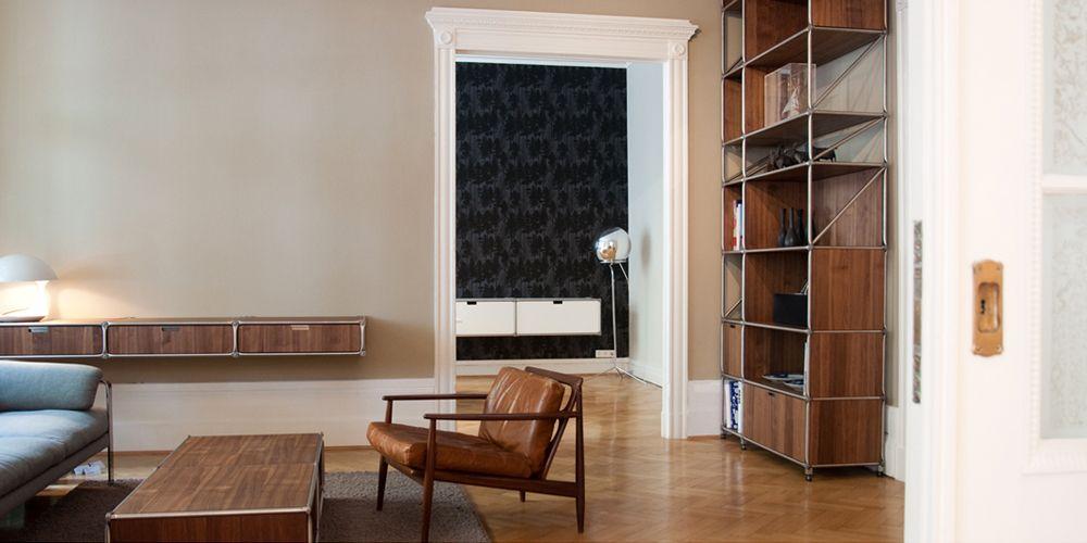 SystemHome System180 für den Wohnbereichen modulare Möbel aus Berlin