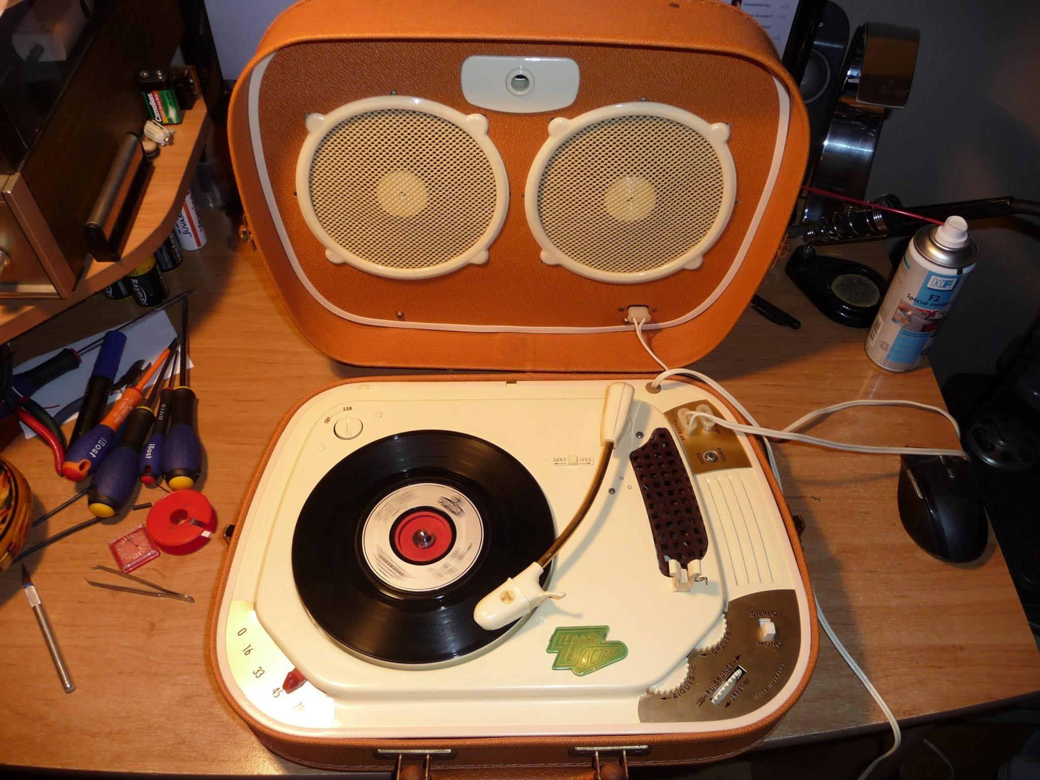 teppaz octave les tourne disques pinterest disque tourne disques et tournai. Black Bedroom Furniture Sets. Home Design Ideas
