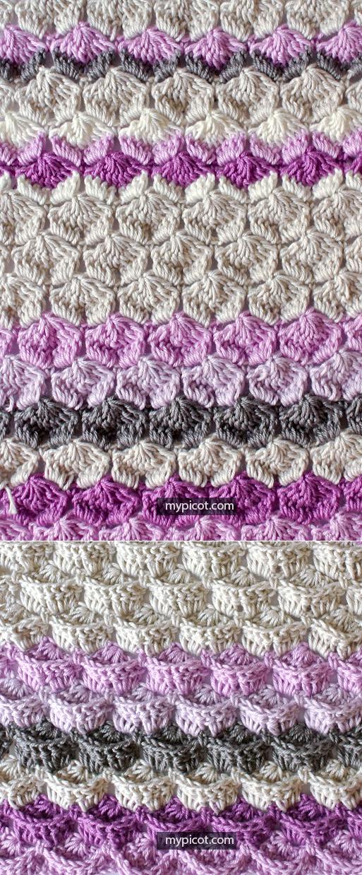 mypicot.com   Crochet Patronaje   Pinterest   Ropa de bebés ...