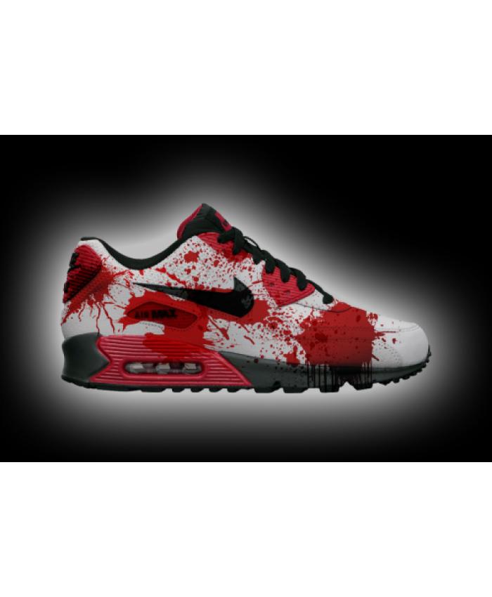 huge discount 7a895 1956e Nike Air Max 90 Candy Drip Halloween Festival Shoes
