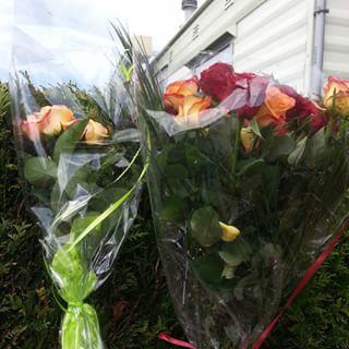 bouquets offerts pour la fin d'année scolaire