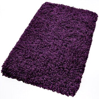 Good One Of The Most Unique Bath Rugs In Our Collection. This Super Soft  Polyacrylic Shag