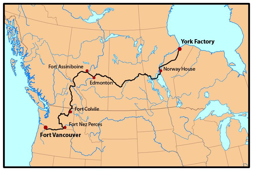 YorkFactoryExpress Canadian canoe routes Wikipedia the free