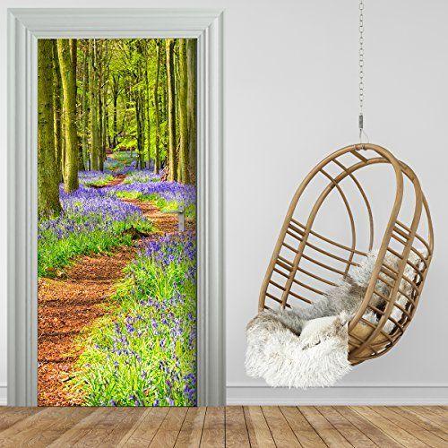 SENSATIONSPREIS !!! Fototapete Wald 352 x 250 cm - Vliestapete - wandbilder für die küche