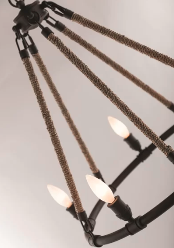 100+ Beautiful Nautical Themed Chandeliers For 2020