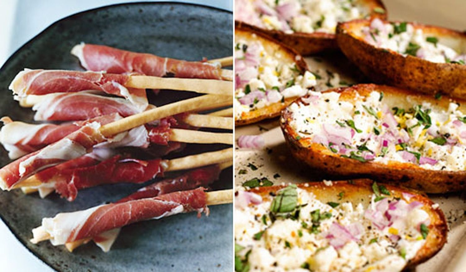 No Utensils: Tips on Appetizer-Ready Portions Without Toothpicks