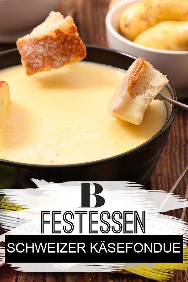 Käsefondue - das beste Rezept #racletteideen