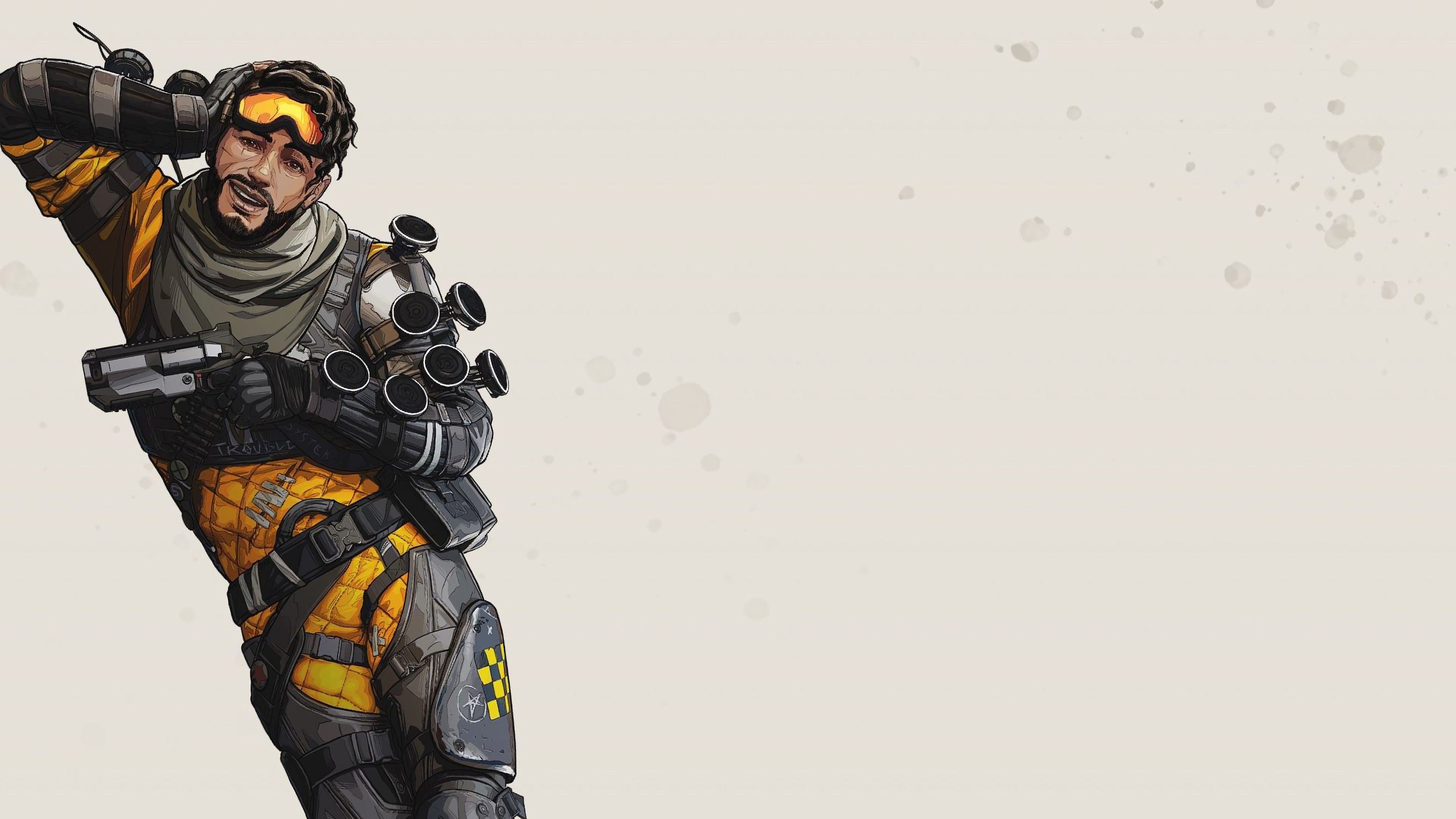 Wallpaper 4k Apex Legends Mirage 2019 4k Apex Legends 4k