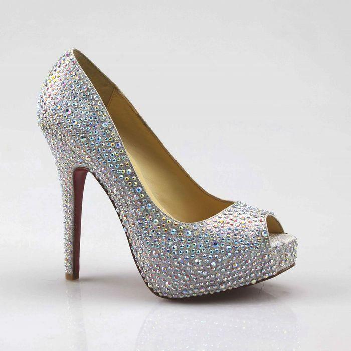 Images of Wedding Shoes High Heels - Weddings Pro