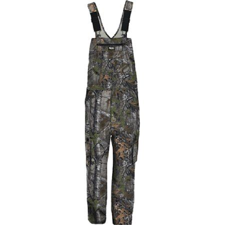 walls industries non insulated bib realtree xtra camo on walls coveralls id=47493