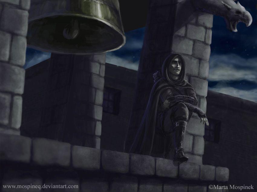 Bell tower by mospineq on deviantart tower deviantart