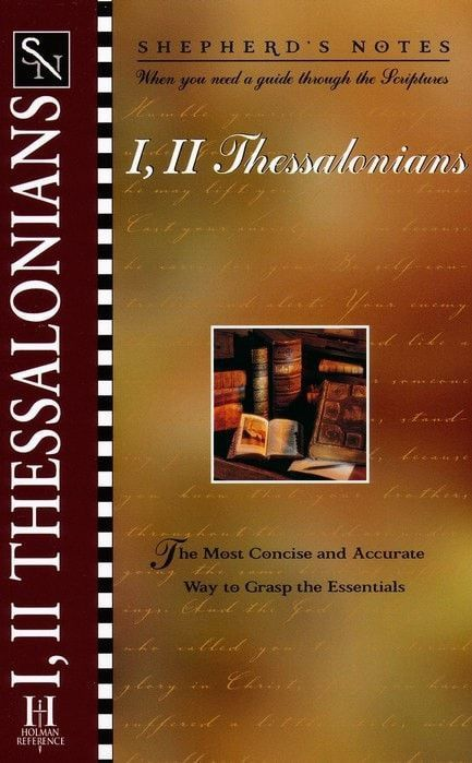 1 & 2 Thessalonians (Shepherds Notes)