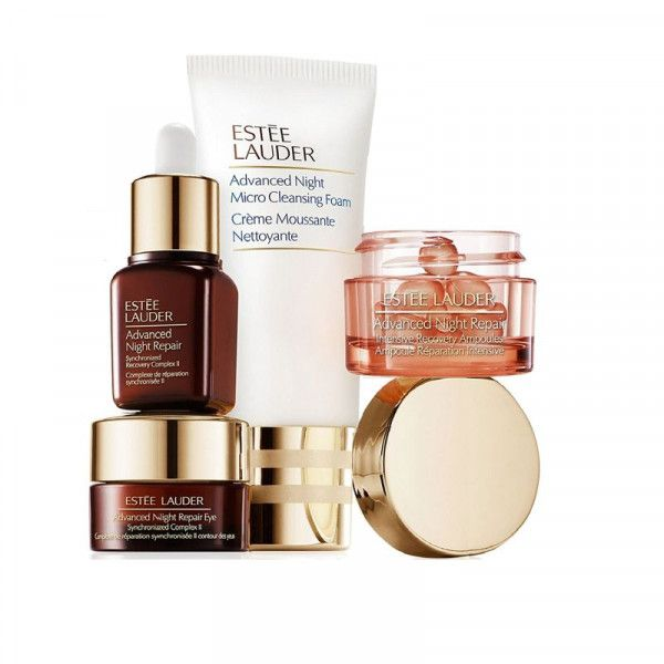 Estee Lauder Multiple Signs Of Aging Your Complete System Skincare Kit MiraCell Scar Support Cream 1.1 oz