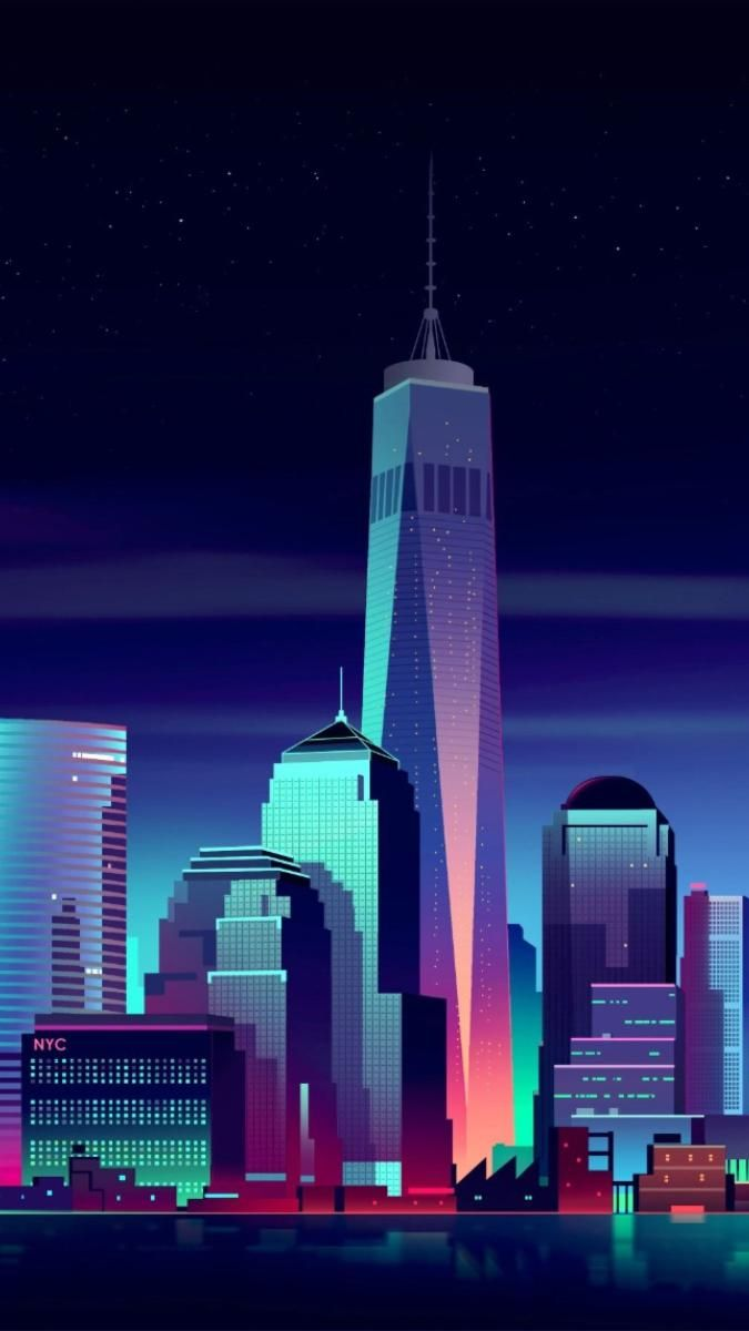 City mobile wallpapers