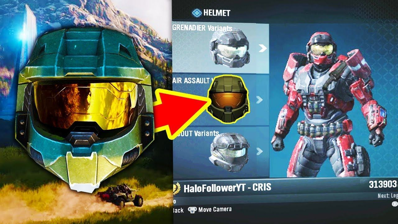 Halo Infinite News Leak Reach Customization 4