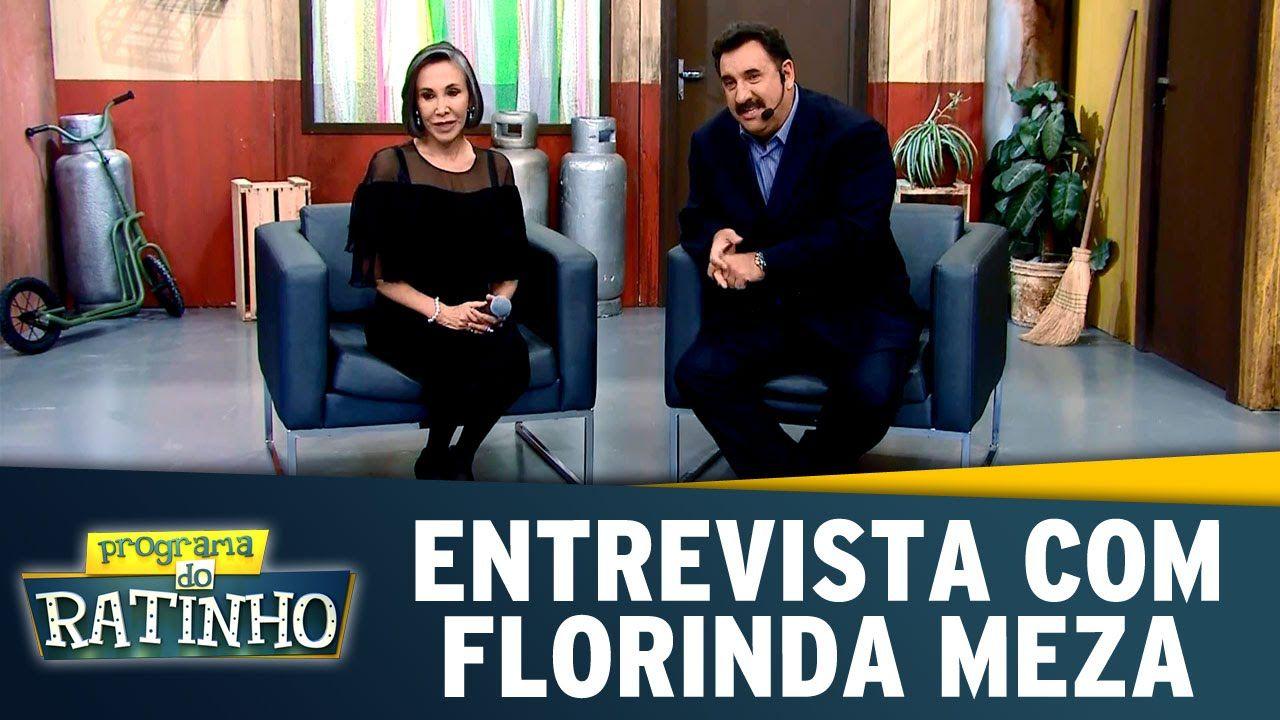 Programa do Ratinho (25/02/15) - Dois Dedos de Prosa com Florinda Meza