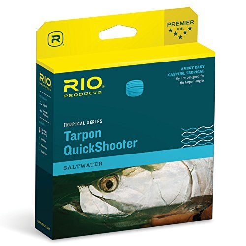 RIO Tarpon Quickshooter F/I Intermediate Tip Tropical Saltwater Fly Fishing Line http://fishingrodsreelsandgear.com/product/rio-tarpon-quickshooter-fi-intermediate-tip-tropical-saltwater-fly-fishing-line/