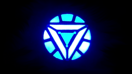 This Iron Man Arc Reactor Looks Amazingly Realistic But Is Actually Very Easy To Make With Just A Few Simple Iron Man Arc Reactor Arc Reactor Iron Man Cosplay