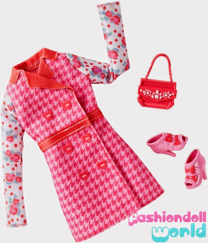 Barbie Fashion Packs (Fashion with Accessories) 2015 ...