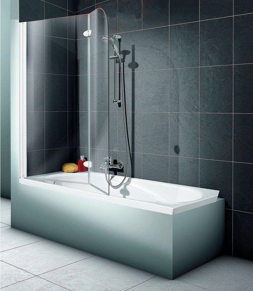 Schulte Badewannenaufsatz 2 Teilig 112 X 140 Cm Otto Bad Inspiration Wanne Baden