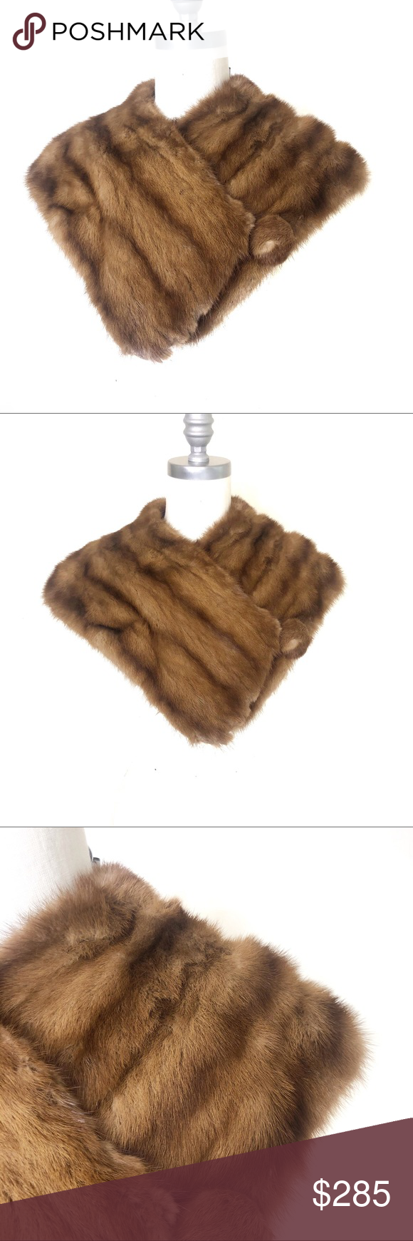 Vintage Mollie Entwistle 50s/60s Fur Stole Collar This is an absolutely beautifu...#50s60s #absolutely #beautifu #collar #entwistle #für #mollie #stole #vintage