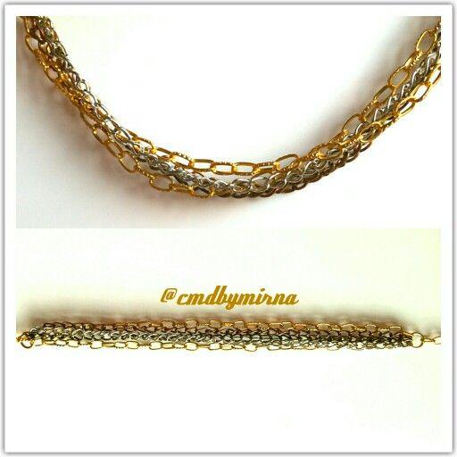 necklace bracelet handmade exclusive design vintage jewelry accessories, Instagram : @cmdbymirna #indonesia