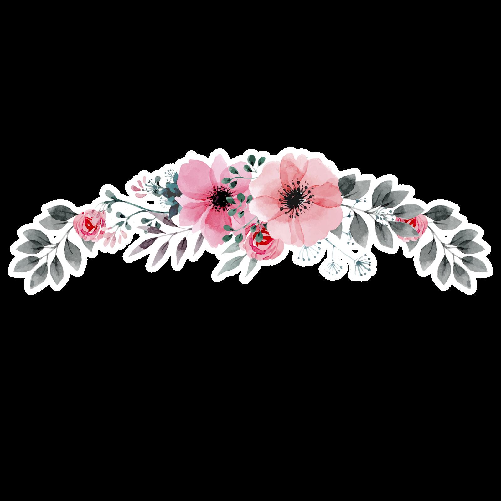 Millions Of Png Images Backgrounds And Vectors For Free Download Pngtree Flores Pintadas Flores Acuarela Flores De Colores
