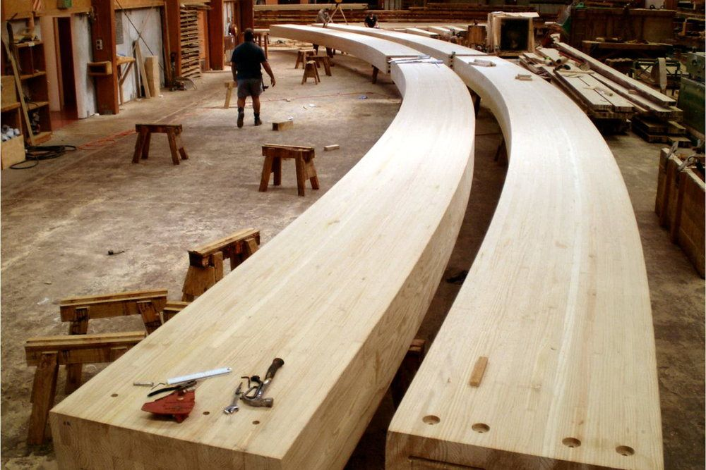Glued Laminated Timber Aka Glulam Timber Architecture Timber Framing Timber Frame Construction