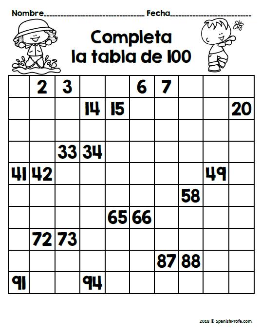 Hojas y centros de matemáticas para marzo -Primer Grado (Spanish ...