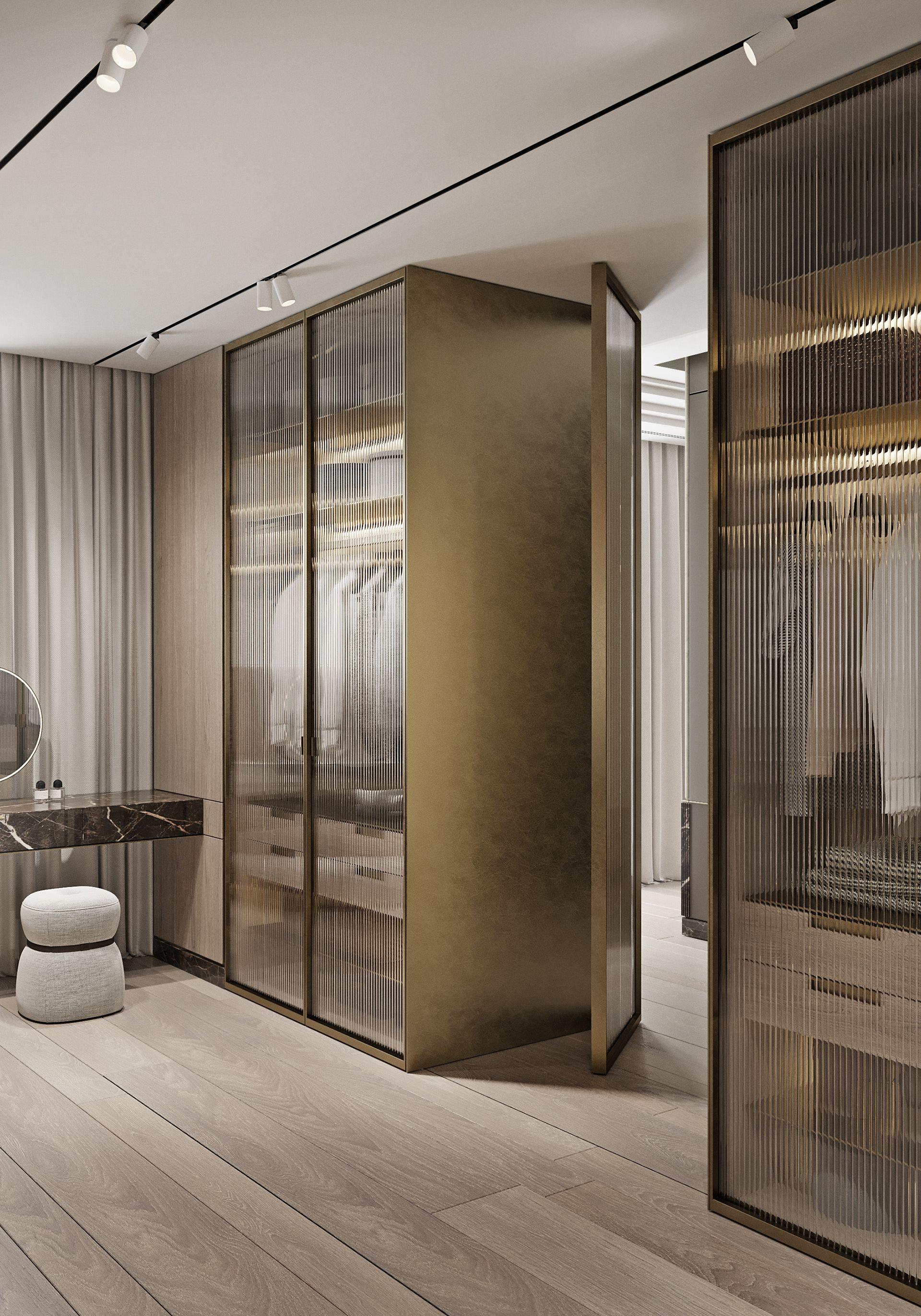 Tol Ko Oats Flat Part 2 On Behance Modern Bedroom Design