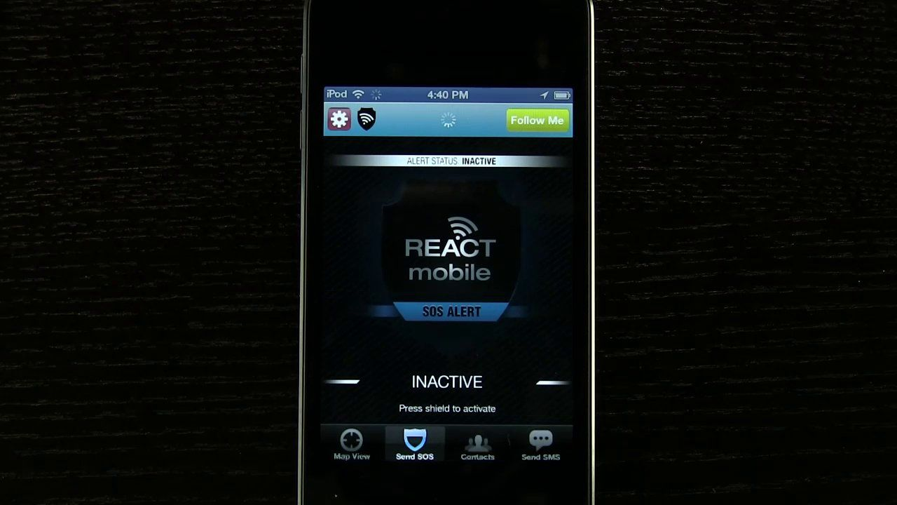 React Mobile Free App that Helps to Enhance Family Safety