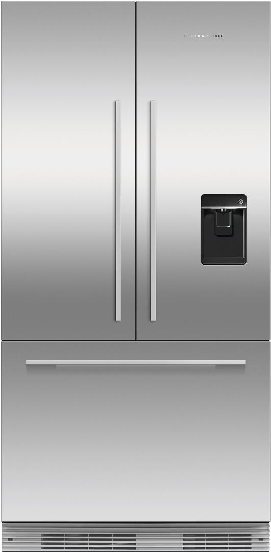 Fisher Paykel Rs36a72u1n 4 549 00 Adjustable Shelving Stainless Steel Doors Built In Refrigerator