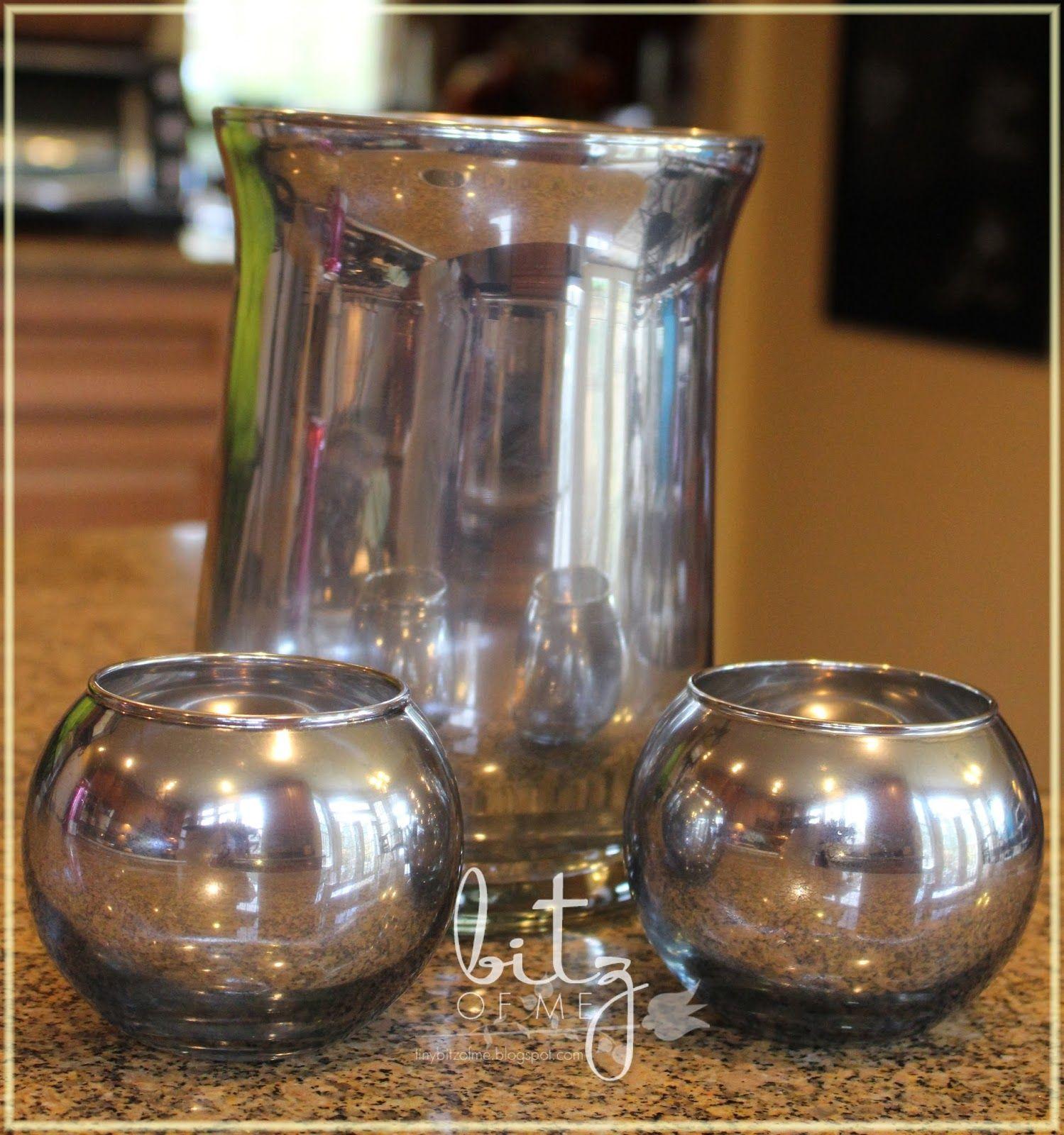Bitz of Me: Beautiful DIY Mercury Glass!