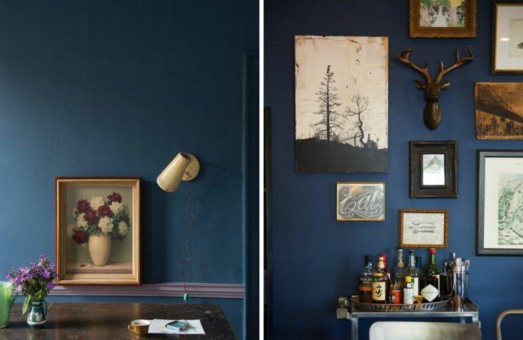 AuBergewohnlich 2018 Wohnzimmer Farbe Trend: Hellblau #farbe #hellblau #trend #wohnzimmer