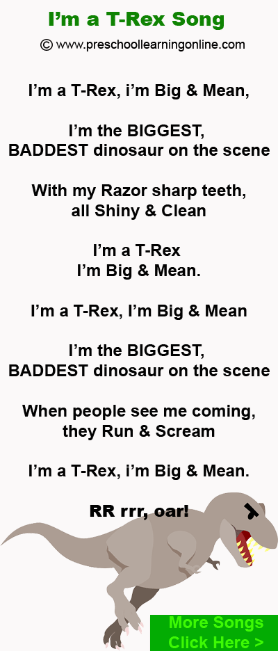 Pin By Amee Cherie Piek On K I D S Dinosaur Songs For