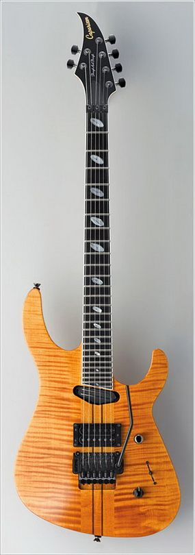 Caparison Tat Special Amber Electric Guitar