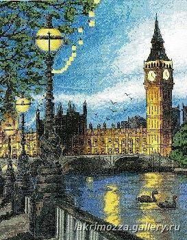 Ночной Лондон, оригинал