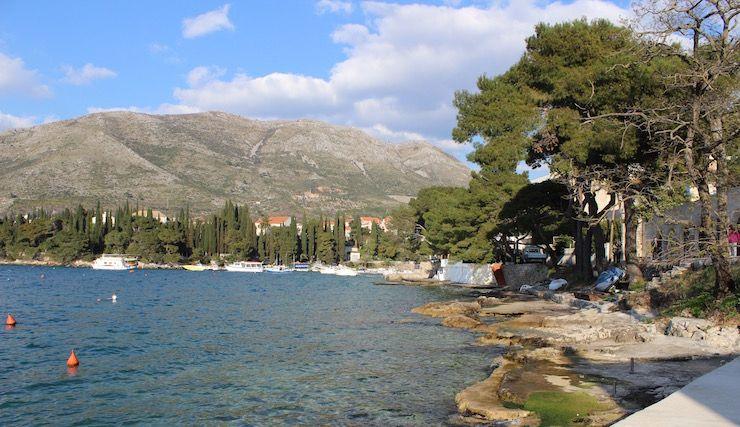 Cavtat, Croatia. Copyright Gretta Schifano