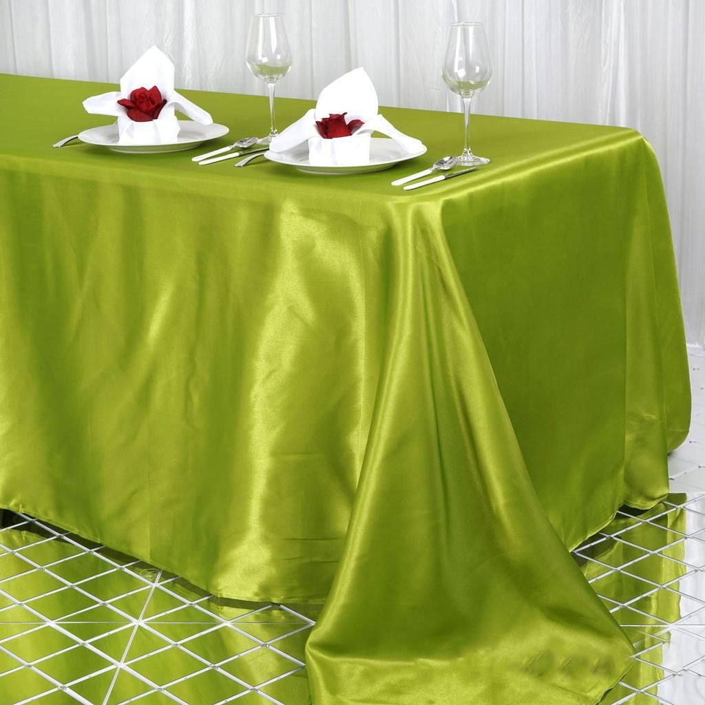 """Gold PINTUCK RECTANGULAR TABLECLOTH 90x156/"""" Wedding Party Catering Supplies SALE"""