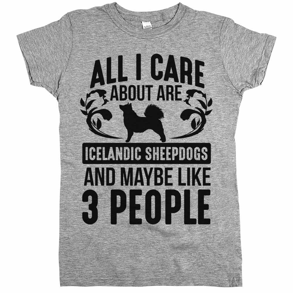 'All I Care About Are Icelandic Sheepdogs'