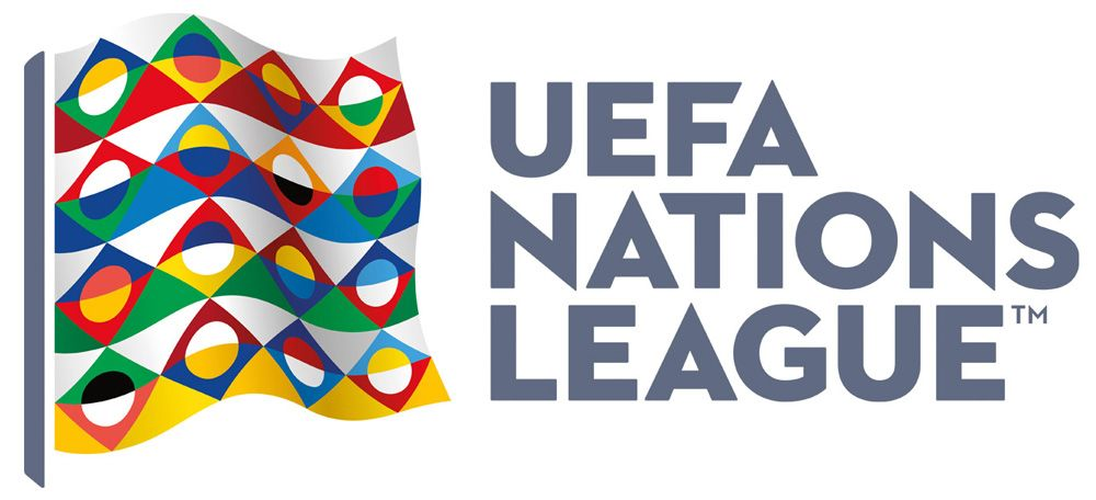 New Logo And Identity For Uefa Nations League By Y R Branding International Champions Cup League Vector Logo