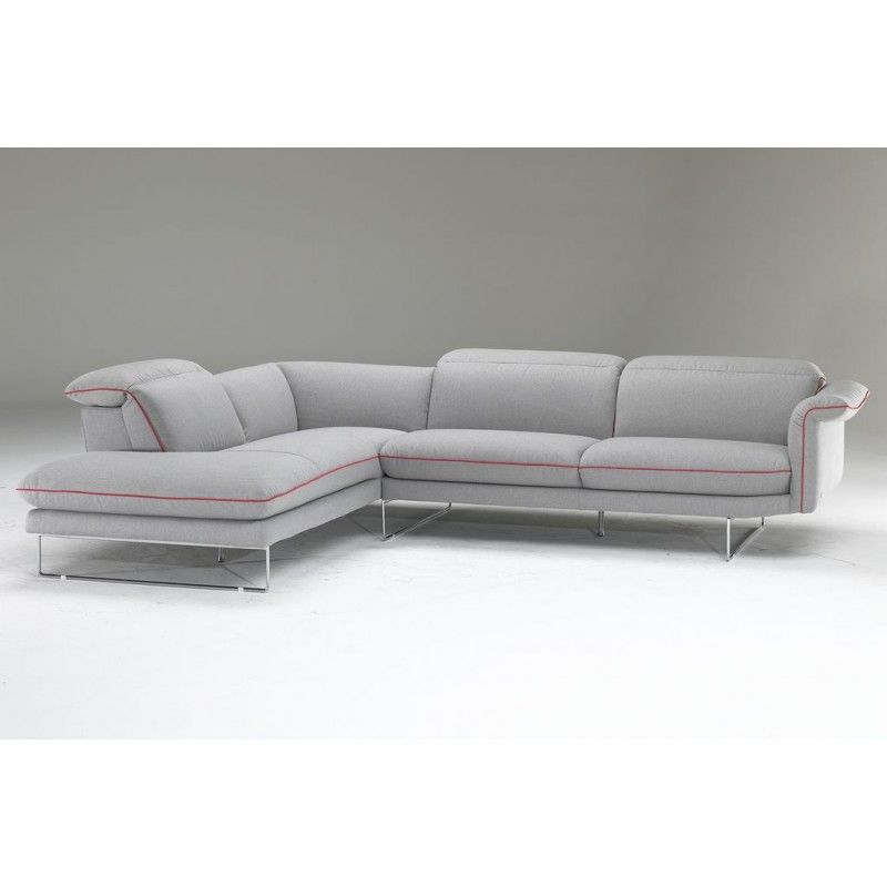 Sofa With Piping For Pop Of Colour Italsofa Unomodernliving