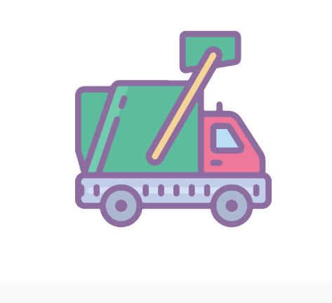 Garbage Truck Icon This Is A Icon It Is A Part Of A Collection Of 59 100 Flat Icons Produced By Icons8 Icons Follow The Gui Android Icons App Icon Truck Icon