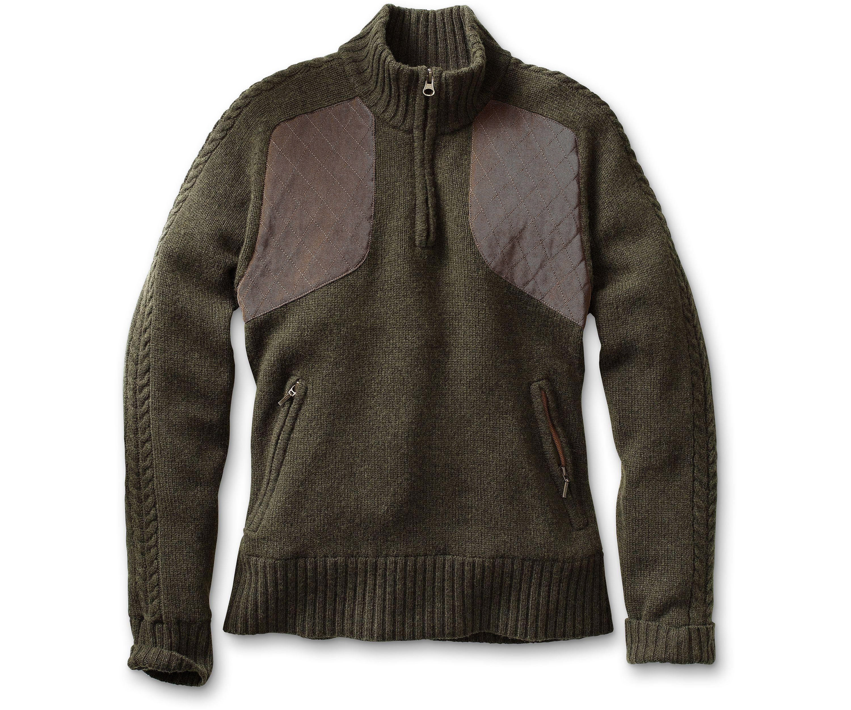 Toppenish Windcutter® 1/4-Zip Field Sweater | Eddie Bauer