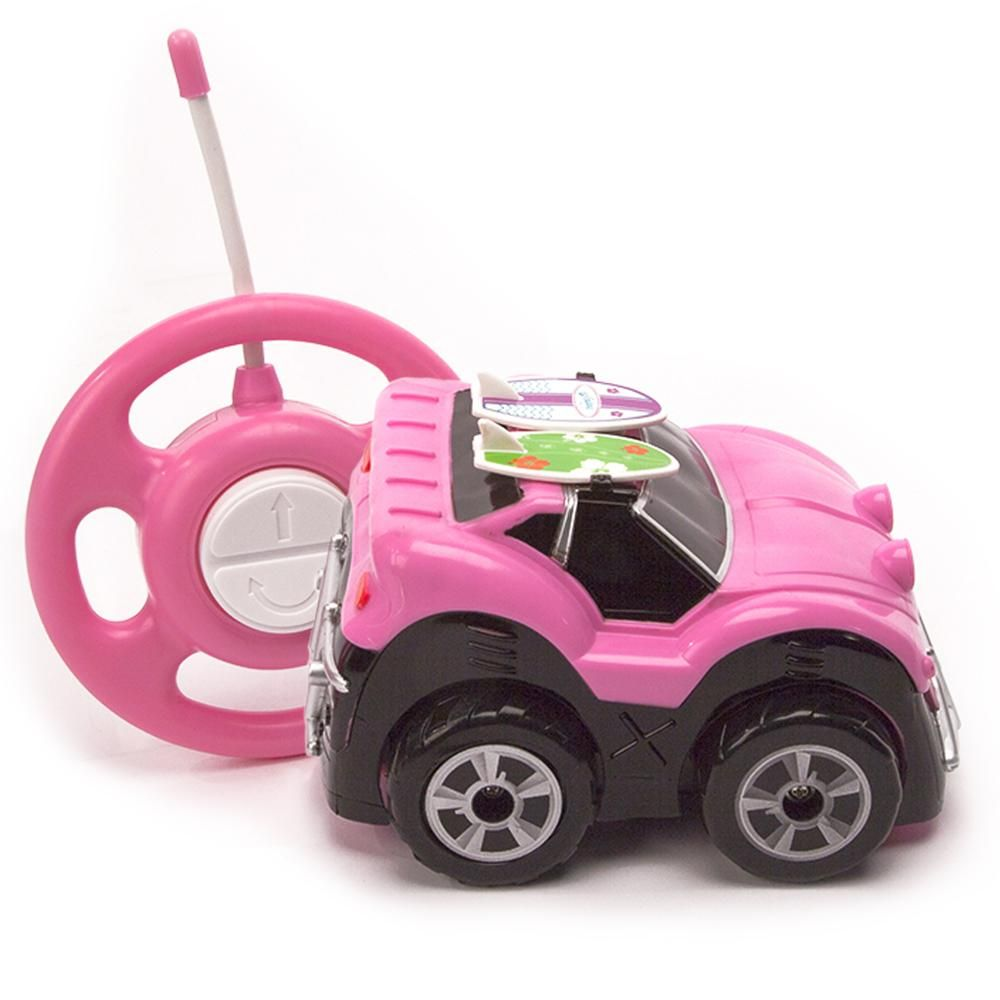 remote control car girl toddler baby pink ninas juguetes