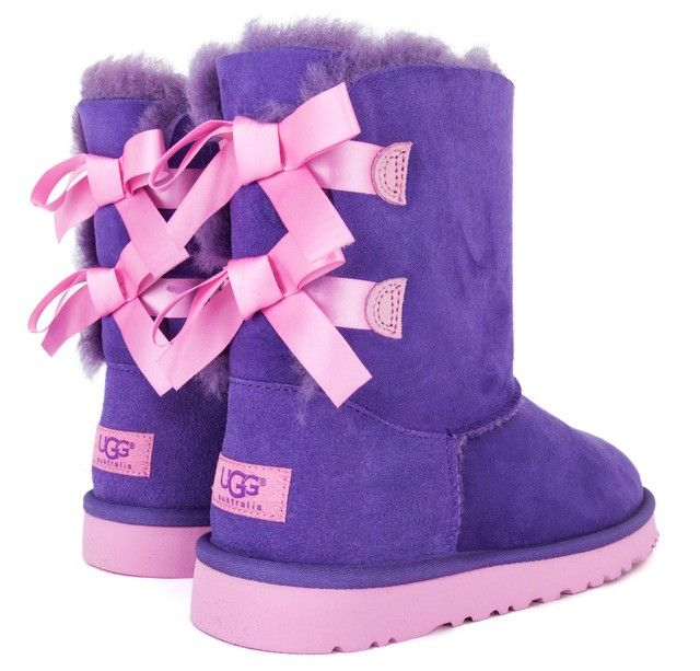 pix for pink ugg boots with bows ugg boots slippers
