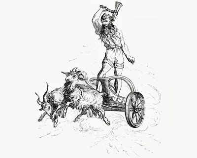 19 de Enero Thorrablottar  Thorrablottar o el Día del Esposo es un día dedicado al Dios escandinavo Thor. Los hombres en sus hogares deben darle la bienvenida a este Dios.  El jefe de familia debe de salir a la calle vestido sólo con ropa interior y camisa y saltar todo el camino alrededor de su casa en un pie. Luego debe dar ofrendas a Thor.  Se supone que las esposas deben de tratar a sus compañeros especialmente bien este día.  #celebraciones #pagano #paganismo #wicca #espiritualidad